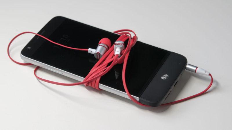 Tennmak Red Ohrhörer Test-7