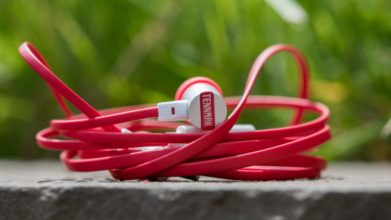 Tennmak Red Ohrhörer Test-9