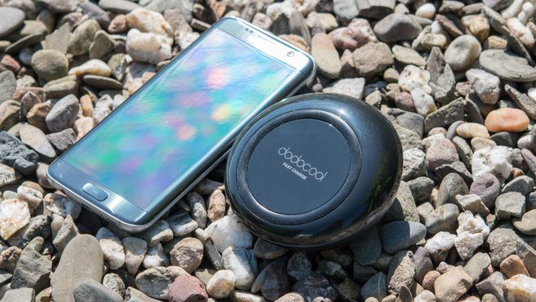 Günstiges Kabelloses Schnellladegerät für das Samsung Galaxy S7 ! Die dodocool Induktive Ladestation im Test