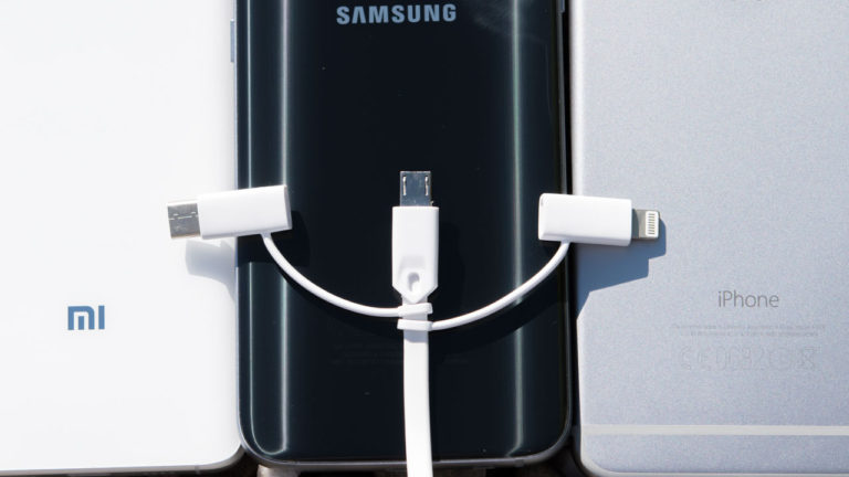 3 in 1 Kabel aus China, USB C, microUSB und Apple Lightning an einem Strang?