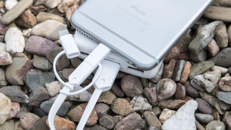 3 in 1 Kabel aus China, USB C, microUSB und Apple Lightning an einem Strang-5