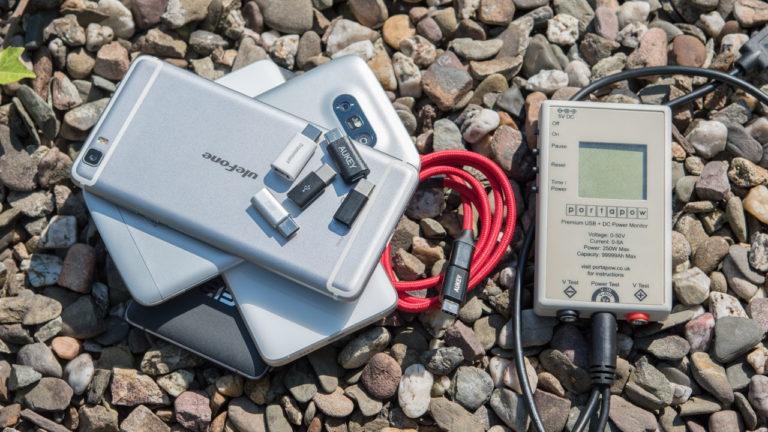 6x USB C Adapter von AUKEY, BEZ, kwmobile usw. im Vergleich