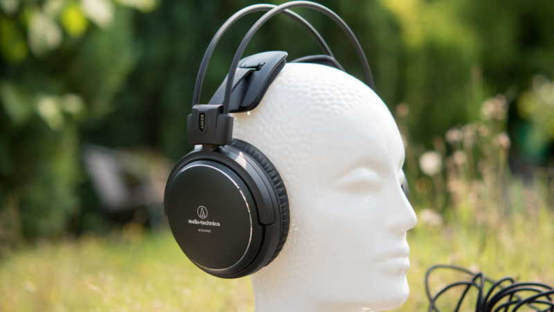 Audio-Technica ATH-A990 Test-11