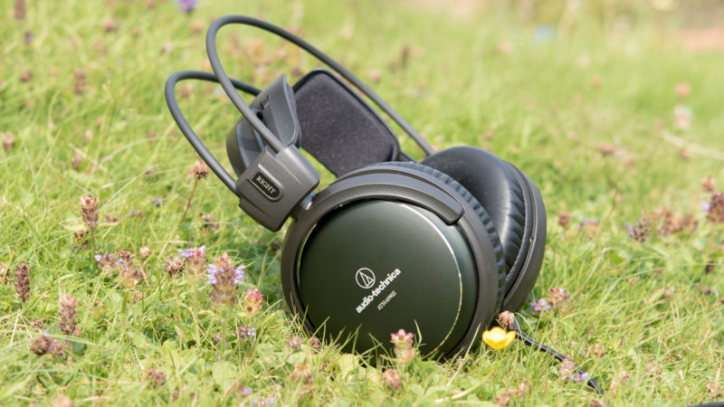 Audio-Technica ATH-A990 Test-15