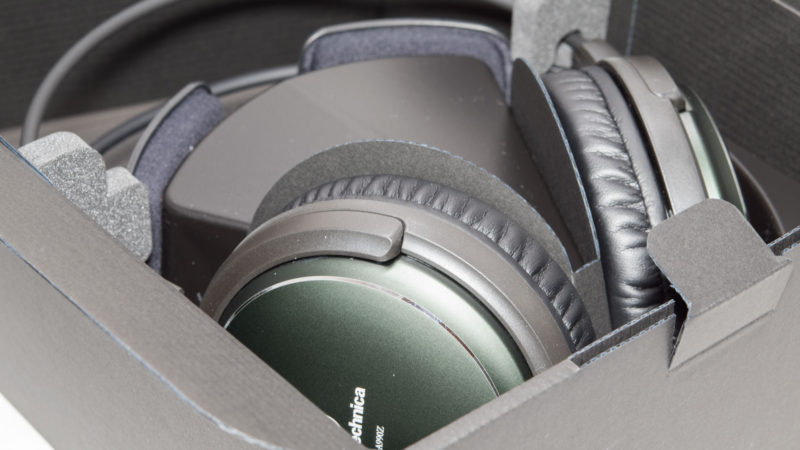 Audio-Technica ATH-A990 Test-2