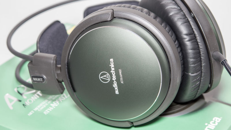 Audio-Technica ATH-A990 Test-3