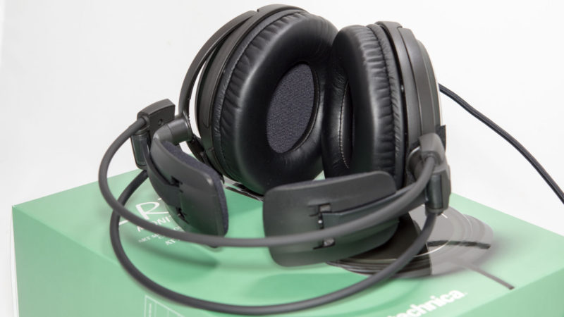 Audio-Technica ATH-A990 Test-4