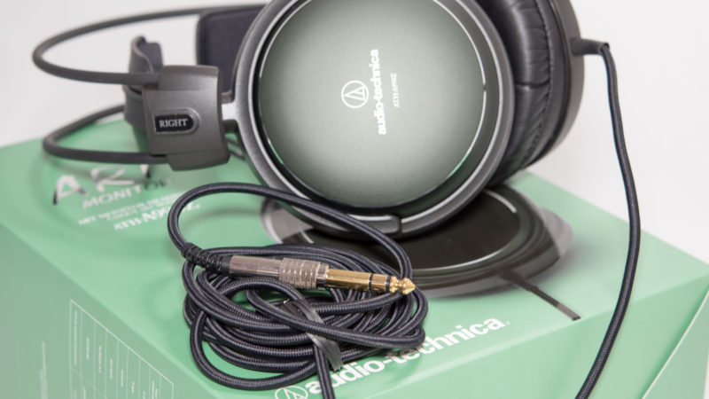 Audio-Technica ATH-A990 Test-9
