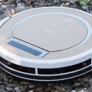 Günstiger Staubsaugerroboter aus China im Test, der ILIFE X5 für 120€
