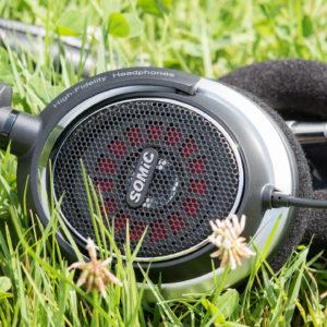 Somic V2 HiFi Kopfhörer aus China im Test