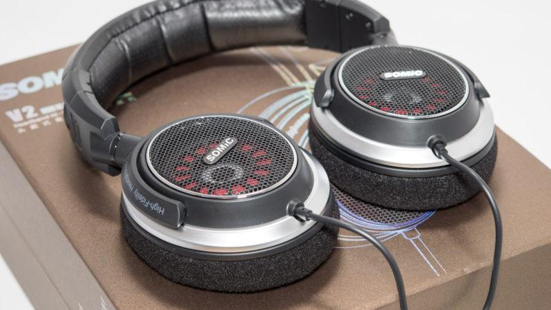 Somic V2 HiFi Kopfhörer aus China im Test-9