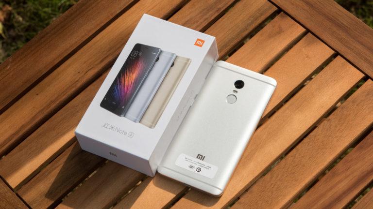 Xiaomi Redmi Note 4 im Test, das beste Smartphone unter 200€ (Full HD, Helio X20, 2GB/3GB RAM, 4100mAh Akku)