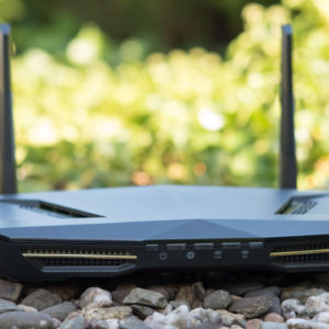 ZyXELs High End WLAN Router im Test, der Armor Z2