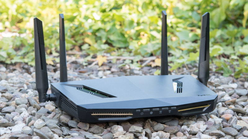 zyxels high end wlan router im test der armor z2 techtest