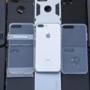 12x Hüllen fürs iPhone 7+ von Artwizz, Spigen, Terrapin,….. im Vergleich