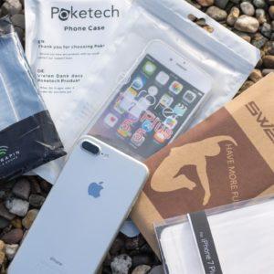 5x durchsichtige Hüllen für das iPhone 7 Plus im Vergleich