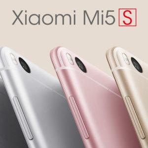 Info: Das Xiaomi MI5S und MI5S Plus