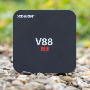 Android 4K TV Box für 24€ ?! Die SCISHION V88 im Test