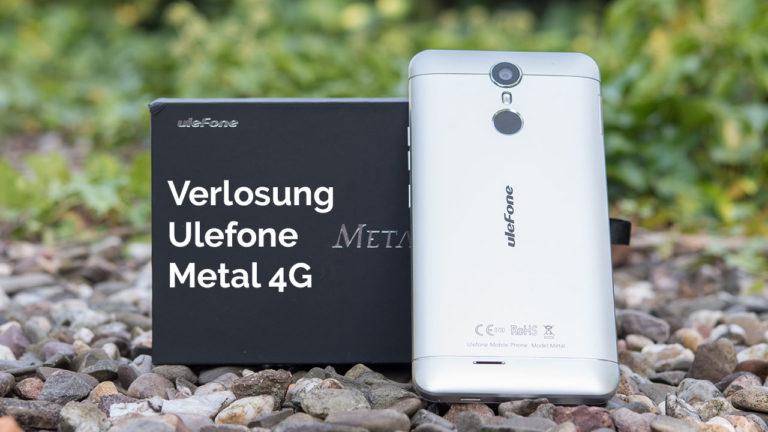 Ulefone Metal 4G Verlosung