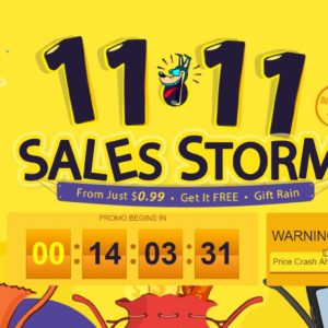 """11.11 """"der größte Onlineshopping-Tag der Welt"""" Aktion, Tipp für Bestellungen aus Asien"""