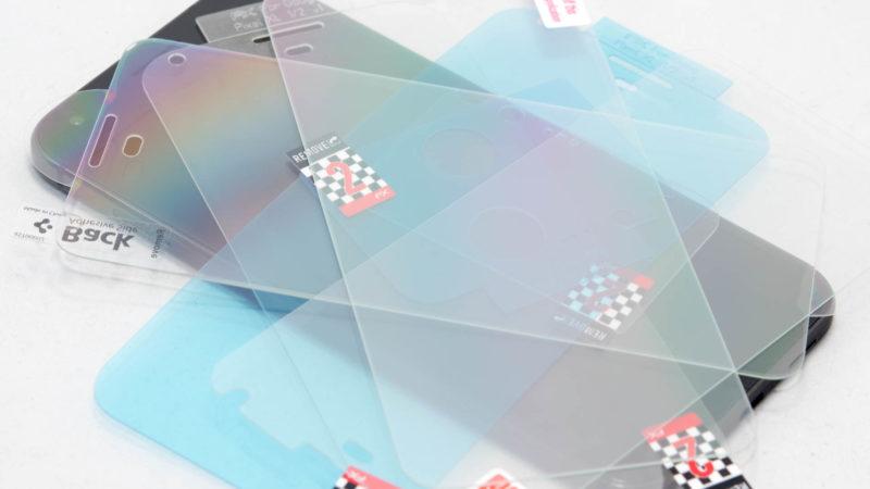 5x-displayschutzfolie-panzerglass-fuer-das-google-pixel-xl-im-vergleich-14