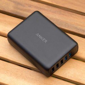 Schnell, schneller, Anker PowerPort Speed 5 das beste Multiport USB Ladegerät auf dem Markt!
