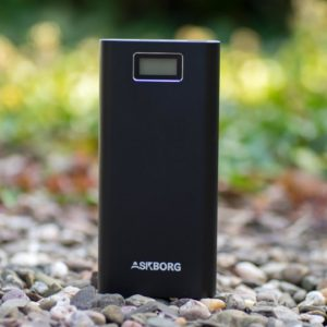 Der Askborg ChargeCube 20800mAh im Test