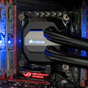 Corsair Hydro H115i & Corsair ML140 Pro – Brachiale Kühlleistung in Symbiose