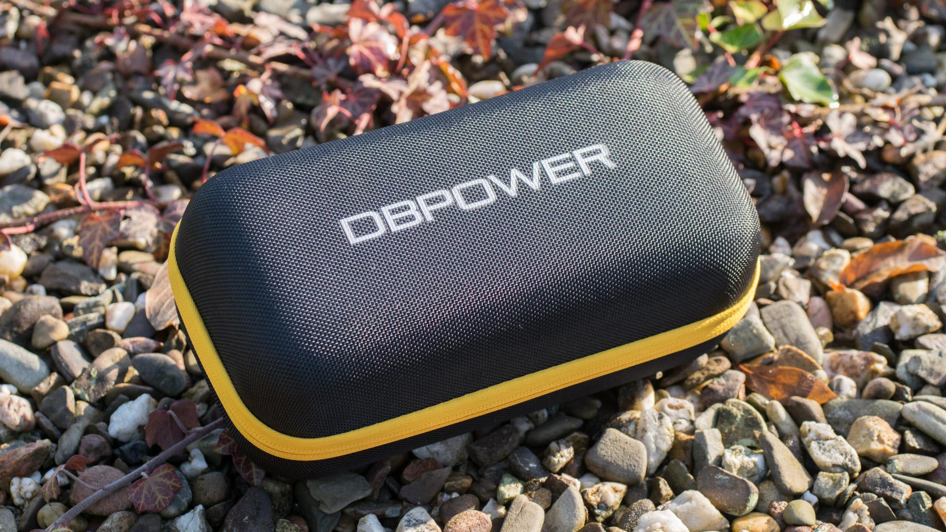 die dbpower 18000mah starthilfe powerbank im test techtest. Black Bedroom Furniture Sets. Home Design Ideas