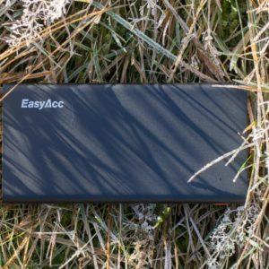 EasyAcc 15000mAh Powerbank mit Quick Charge 3.0 Ausgang und Eingang im Test