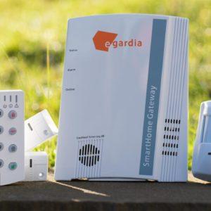 Die Egardia Smarte Alarmanlage im Test, das Maximum an Sicherheit?