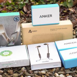 Gewinnspiel (Wiko U-Feel Prime, 4x Powerbanks, 1x Bluetooth Lautsprecher, 1x Bluetooth Ohrhörer)