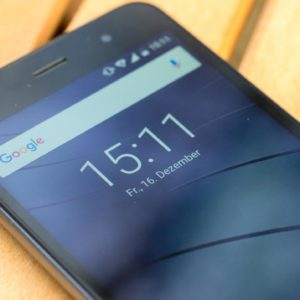 Das neue Gigaset GS160 Smartphone im Test, wie schlägt es sich gegen Lenny 3, Samsung J3 und co ?