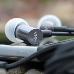 Die RHA S500 Ohrhörer im Test