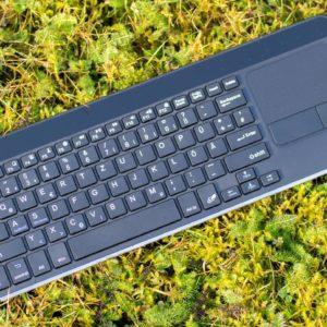 UMI Bluetooth Tastatur mit Touchpad im Test, perfekt für Android TV Boxen!