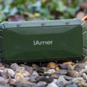 Der iAmer 10W Outdoor Bluetooth Lautsprecher im Test