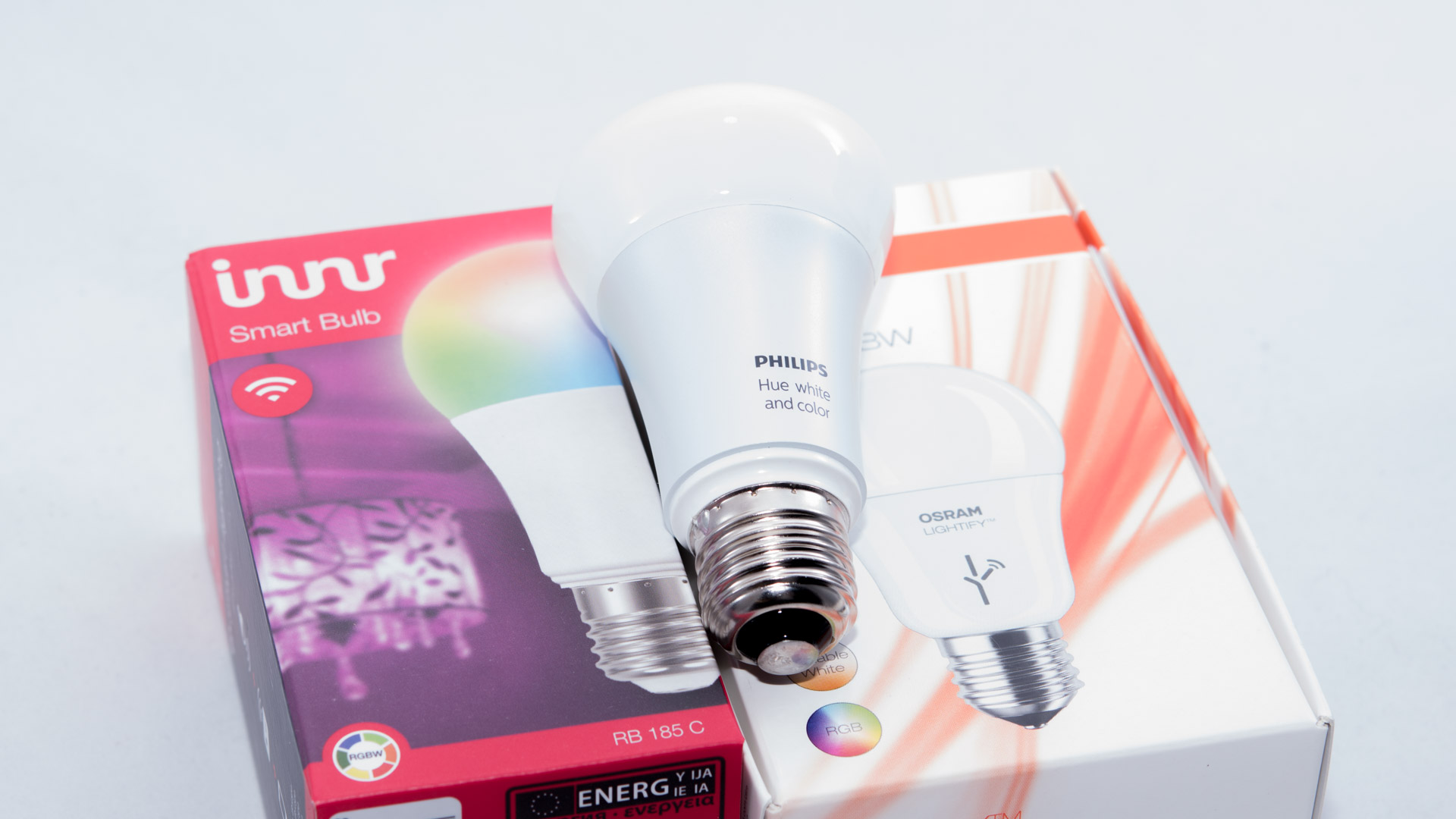 Hue Compatible Lampen : Alternative e27 glühbirnen mit philips hue nutzen philips osram