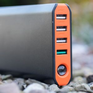 EasyAccs beste Powerbank, die EasyAcc Monster 20000mAh mit Quick Charge im Test