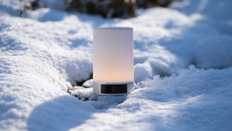 Der Hola Lichtwecker mit Bluetooth Lautsprecher im Test