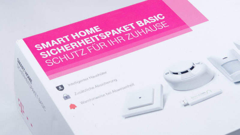 das telekom magenta smart home system im test techtest. Black Bedroom Furniture Sets. Home Design Ideas
