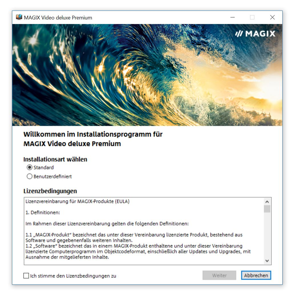 magix video deluxe 2017 key
