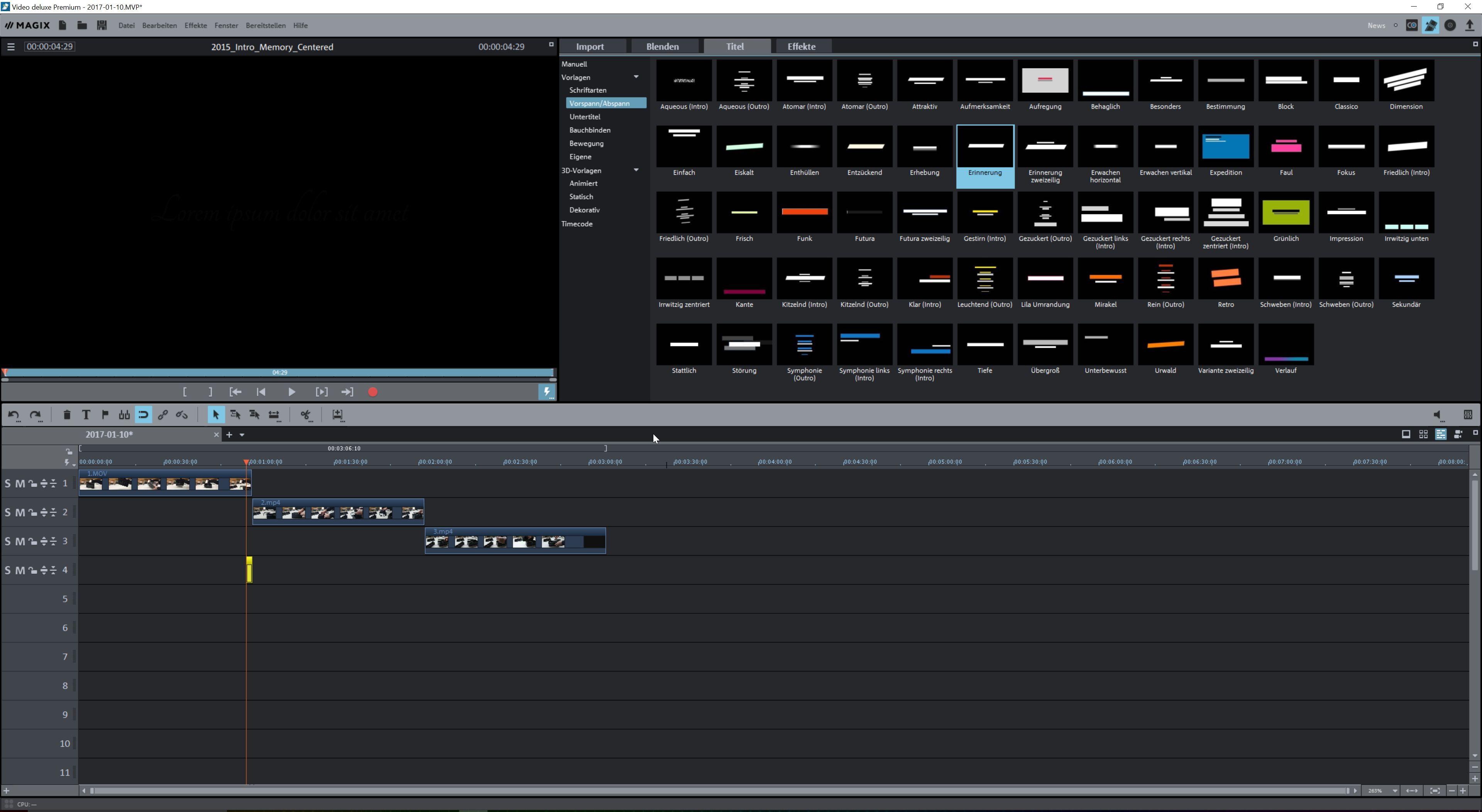 Magix Video Deluxe Premium 2017 im Test – Techtest