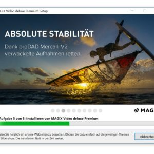 Magix Video Deluxe Premium 2017 im Test