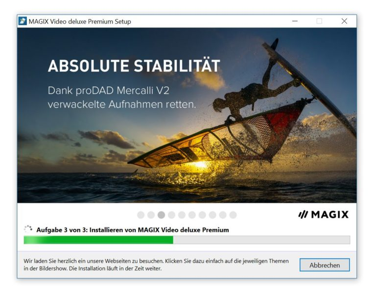 Magix Video Deluxe Premium 2017 im Test