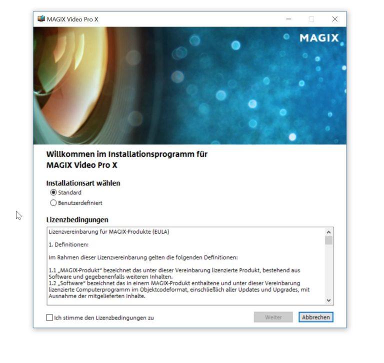 Magix Video Pro X im Test