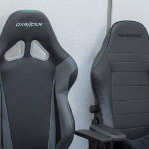 Need for Seat Maxnomic vs. DXRacer, welcher ist der bessere Schreibtischstuhl? (Office-Comfort vs. Racing Gaming Chair)