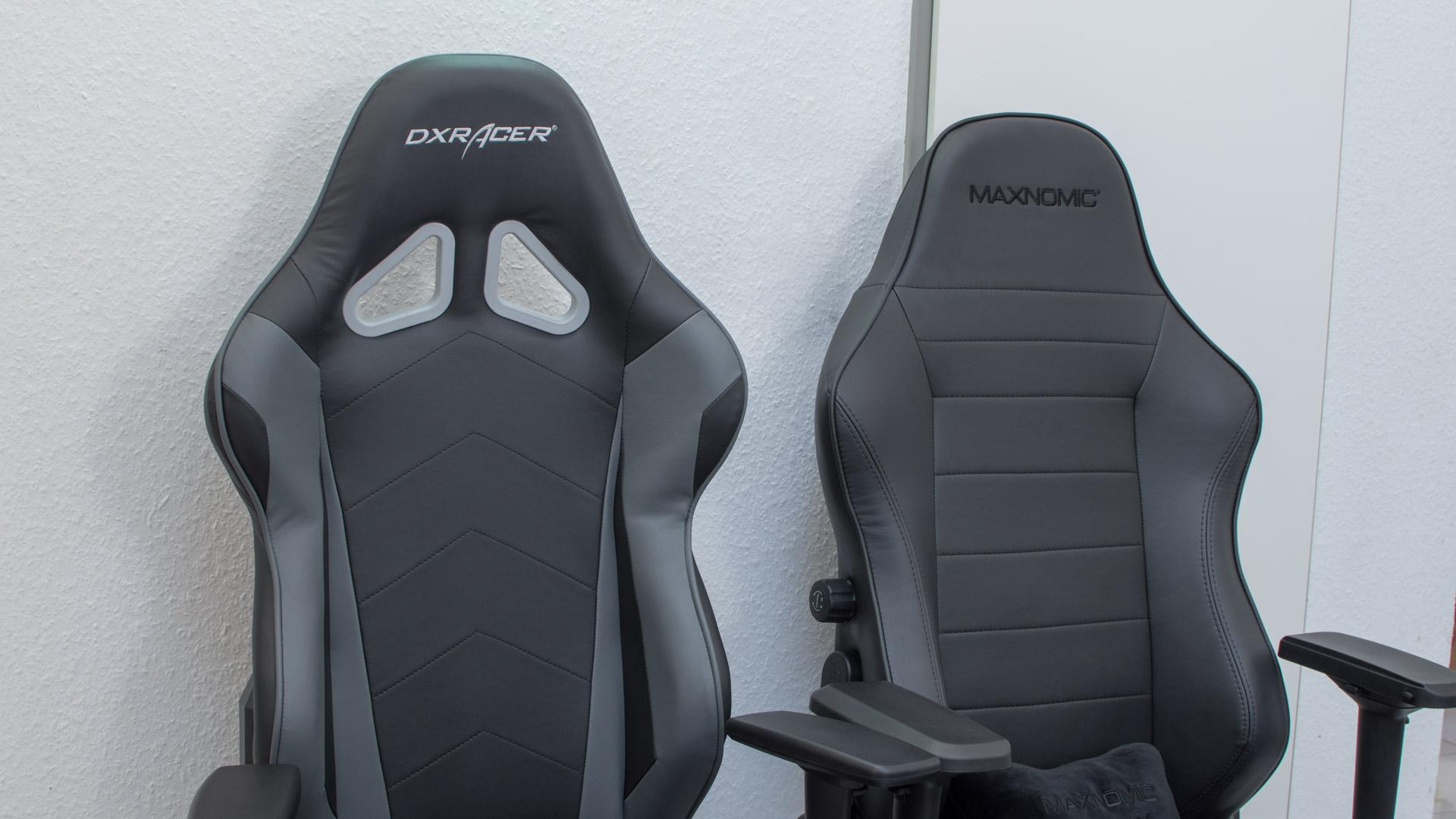 Need For Seat Maxnomic Vs Dxracer Welcher Ist Der Bessere