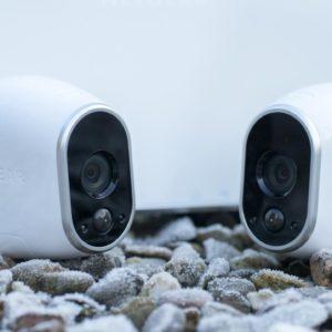 Vollständig kabellose Überwachungskameras? Das Netgear Arlo System im Test