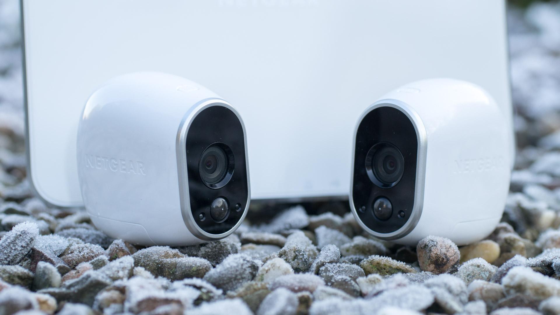 vollständig kabellose Überwachungskameras? das netgear arlo system, Badezimmer ideen