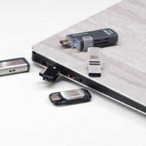 USB C USB Sticks von SanDisk, Lexar, PATRIOT und Kingston im Vergleich